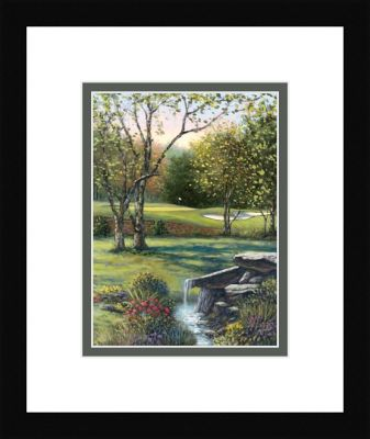 Rambling Brook At No. 17 Framed only $40.19